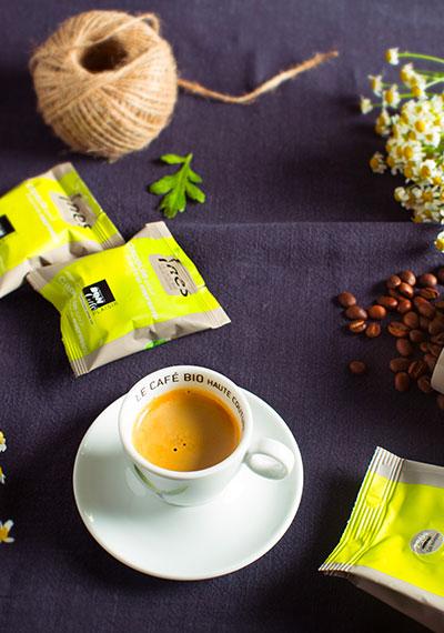L'histoire de notre café